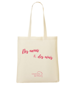 Le tote bag solidaire